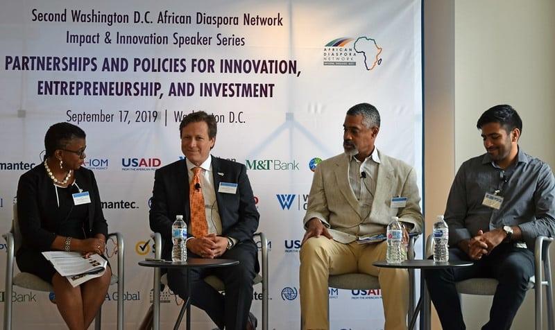 African Diaspora Network Impact & Innovation Speaker Series 2019